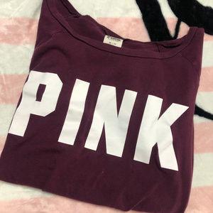 Victoria's Secret PINK Oversized Tee